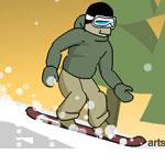 Downhill Snowboard v3